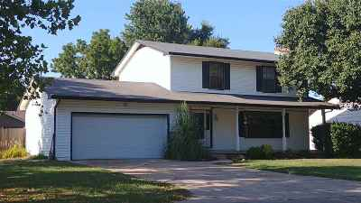 Andover Single Family Home For Sale: 218 Pineview Drive