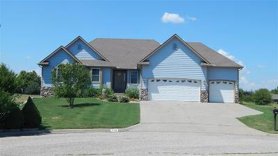 Single Family Home For Sale: 718 Fairway Ct.