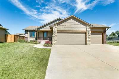Maize Single Family Home For Sale: 11720 W Wilkinson
