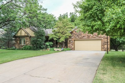 Mulvane Single Family Home For Sale: 701 N Tristan