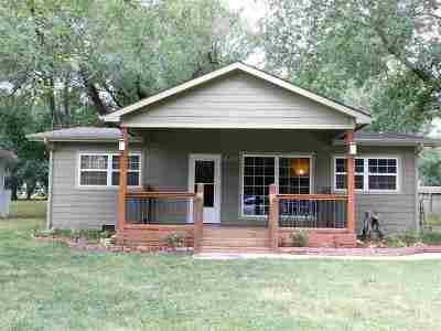 Haysville Single Family Home For Sale: 431 S Wire Ave