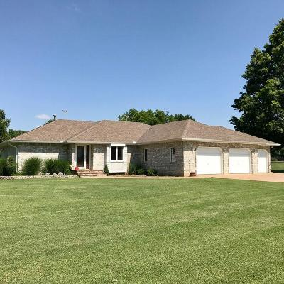 Winfield Single Family Home For Sale: 2906 Lake Shore Dr.