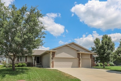 Mulvane Single Family Home For Sale: 926 N Cedar Brook Circle