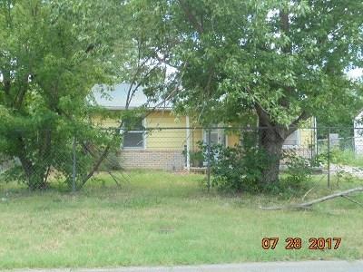 Wichita Single Family Home For Sale: 2407 N Payne