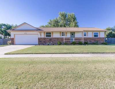 Bel Aire Single Family Home For Sale: 6519 E Perryton St