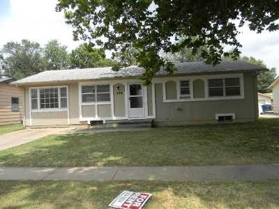 Haysville Single Family Home For Sale: 334 W 6th