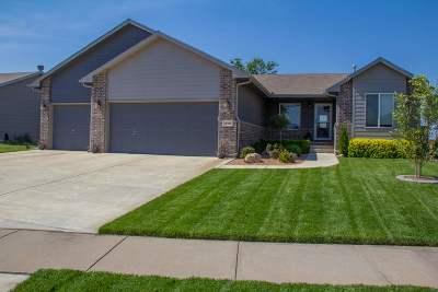 Maize Single Family Home For Sale: 11520 W Cedar Lane