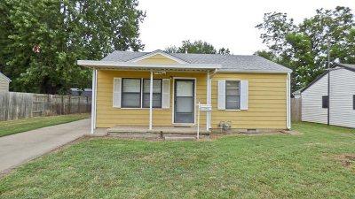 Haysville Single Family Home For Sale: 236 N Maynard Ave