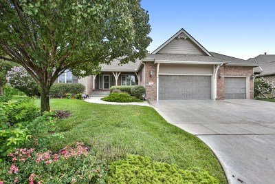 Wichita Single Family Home For Sale: 1821 N Cranbrook Cir.
