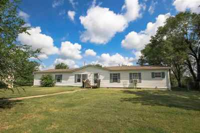 Haysville Single Family Home For Sale: 800 W 81st St S