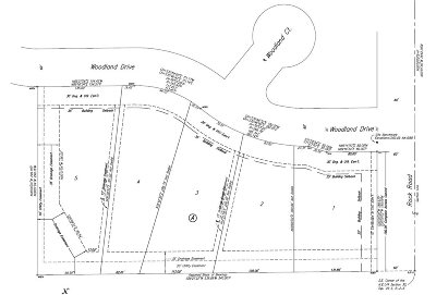 Residential Lots & Land For Sale: Lot 3 Block A, Woodland Drive