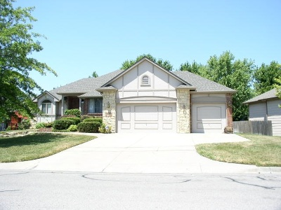 Andover KS Single Family Home For Sale: $1,650