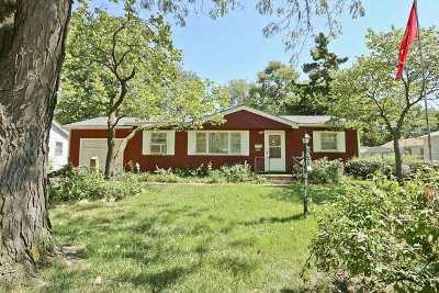 Park City Single Family Home For Sale: 1824 E Evanston St