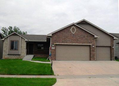 Wichita Single Family Home For Sale: 3613 N Pepper Ridge