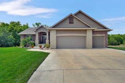 Andover KS Single Family Home For Sale: $319,500