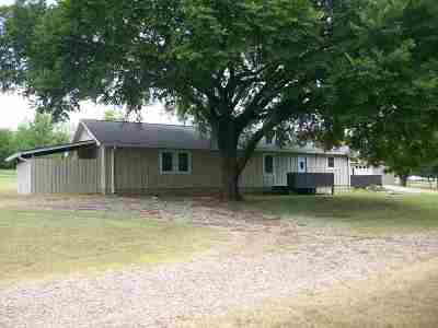 Arkansas City Single Family Home For Sale: 27696 85th Court