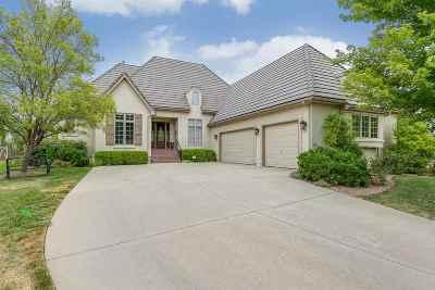 Andover Single Family Home For Sale: 425 E Prairie Point Cir
