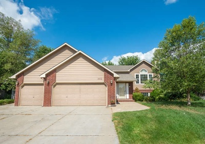 Mulvane Single Family Home For Sale: 1662 N Timbers Edge Ct