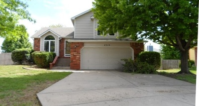 Bel Aire Single Family Home For Sale: 4513 N Westlake Ct