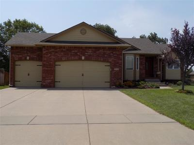 Wichita Single Family Home For Sale: 6042 W Brookview Ct.