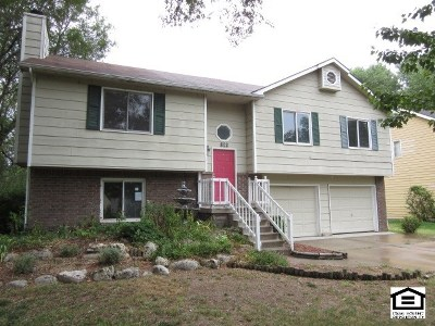 Maize Single Family Home For Sale: 812 S Queen St