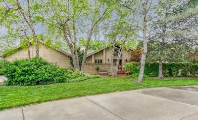 Wichita Single Family Home For Sale: 14201 E Donegal Cir