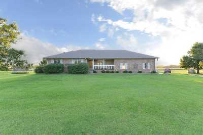 Haysville Single Family Home For Sale: 8539 S Ida St