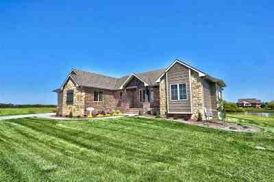 Goddard KS Single Family Home For Sale: $399,500