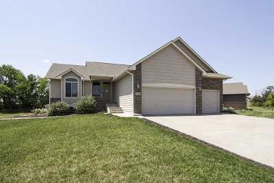 Andover KS Single Family Home Contingent: $203,000