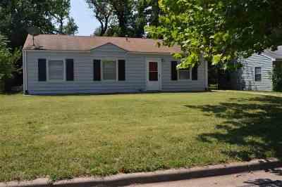 Park City Single Family Home For Sale: 1409 E Frontenac St