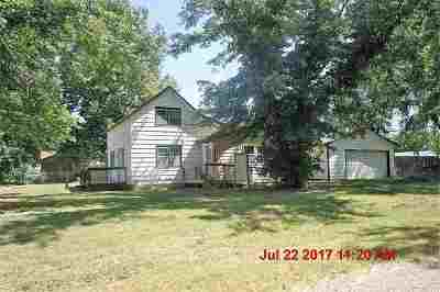 Belle Plaine Single Family Home For Sale: 602 N Lincoln