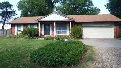 Derby Single Family Home For Sale: 8359 S Millsap