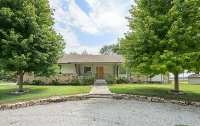 Douglass Single Family Home For Sale: 103 W 7th St