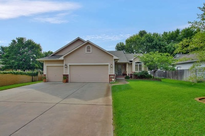 Derby Single Family Home For Sale: 209 S Springwood