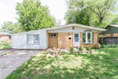 Haysville Single Family Home For Sale: 344 N Clinton Ave