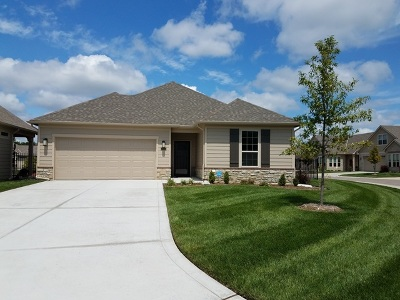Maize Single Family Home For Sale: 9644 W Village Place