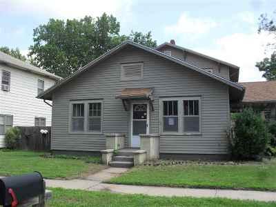 Arkansas City Single Family Home For Sale: 502 N 3rd