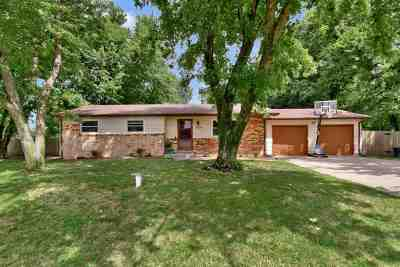 Derby Single Family Home For Sale: 3724 E Haven Dr