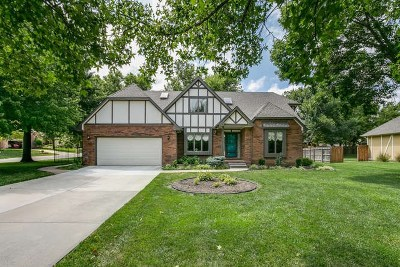 Derby Single Family Home For Sale: 1525 E Kay St.