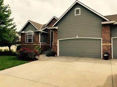 Derby Single Family Home For Sale: 3019 N Triple Creek