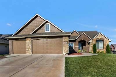 Wichita Single Family Home For Sale: 2009 S Triple Crown