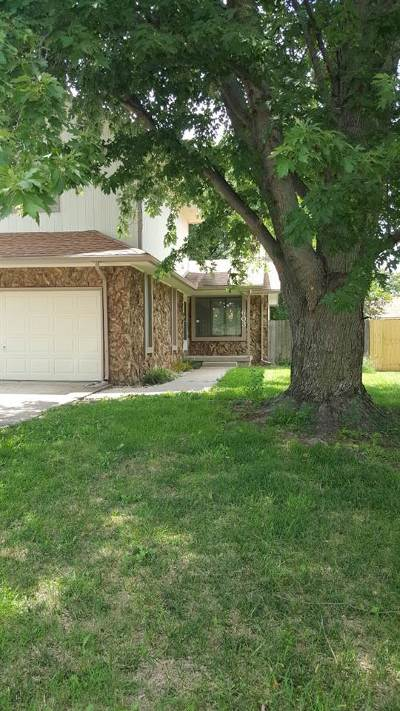 Derby Single Family Home For Sale: 603 N Tanglewood Rd