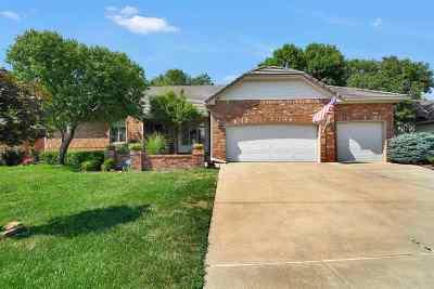 Wichita Single Family Home For Sale: 8510 E Mulberry