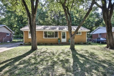 Derby Single Family Home For Sale: 1144 N Lakeview Dr