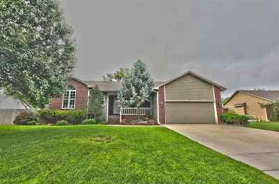 Andover Single Family Home For Sale: 417 W Jamestown
