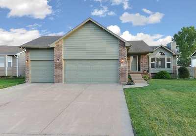 Maize Single Family Home For Sale: 729 E Laramie Cir
