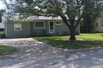 Clearwater Single Family Home For Sale: 238 N Grain St