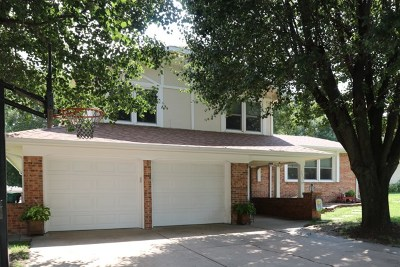 Mulvane Single Family Home For Sale: 227 E Pioneer Place