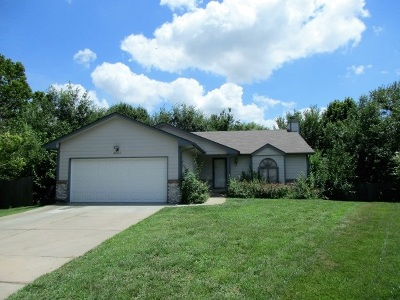 Single Family Home For Sale: 3022 N Governeour Cir
