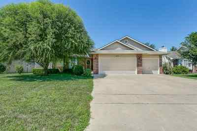 Bel Aire Single Family Home For Sale: 4939 N Homestead St